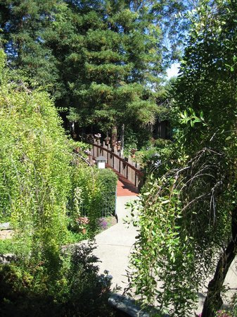 Creekside Inn - A Greystone Hotel: TRANQUIL GROUNDS