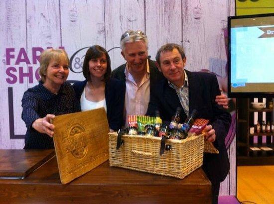 Ardross Farm Shop: Winner of Overall Retailer of the Year (UK) 2014