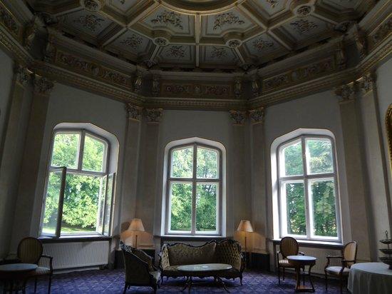 Paszkowka Palace Hotel : salle pour réunion