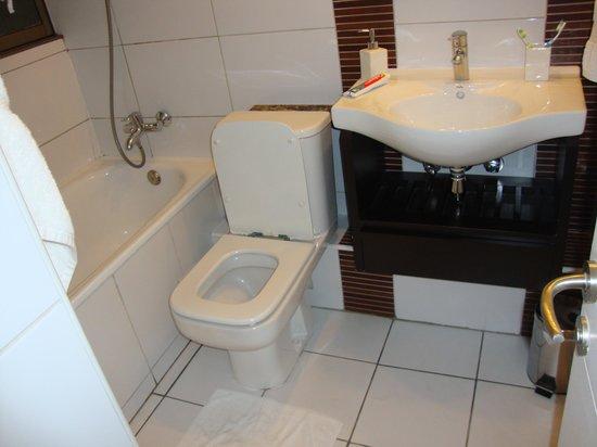 MG Apartments Providencia : Banheiro