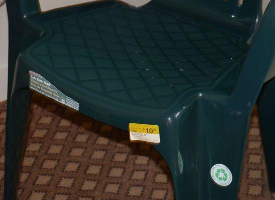 Far View Lodge: Chaise