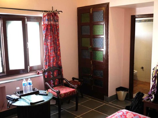 Hotel Mahendra Prakash: Beautiful bedroom