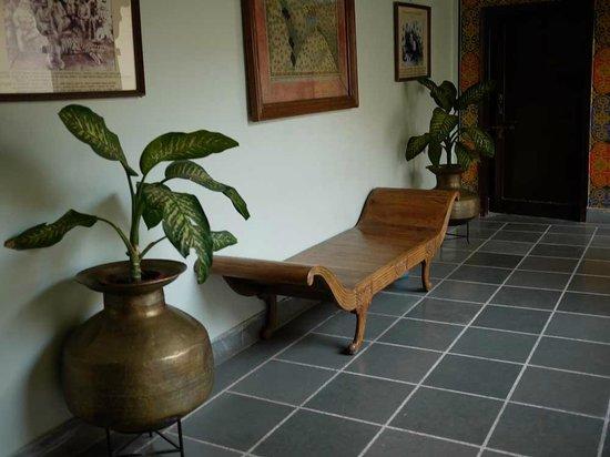 Hotel Mahendra Prakash: Beautiful Haveli