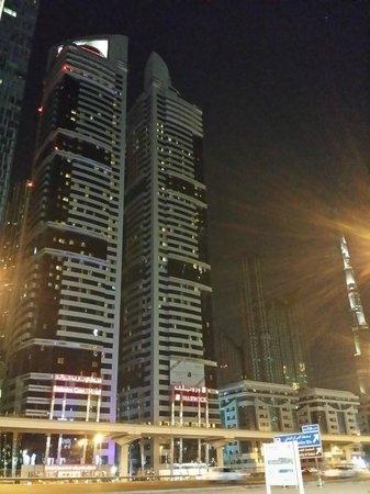 Carlton Hotel Downtown Dubai