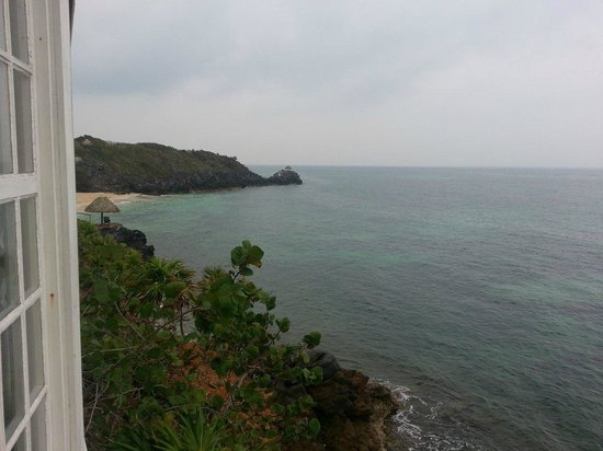 Paya Bay Resort: View from Balcony