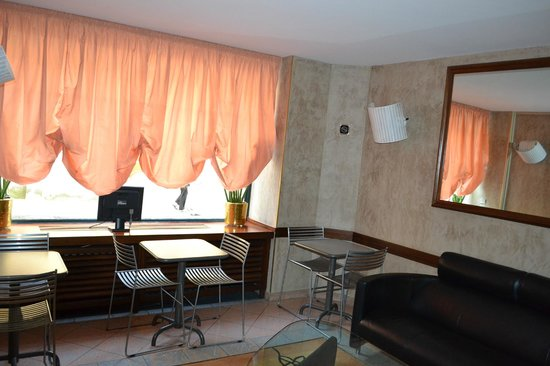Hotel Saint Pierre : Sitting area