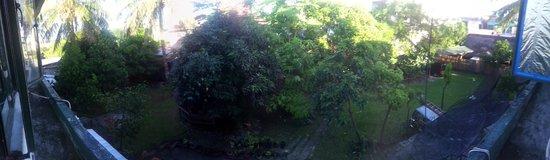 Dona Mercedes Country Lodge: garden