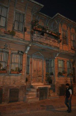 Historic Areas of Istanbul: Zwischen K. Ayasofia Cad und Kennedy Cad