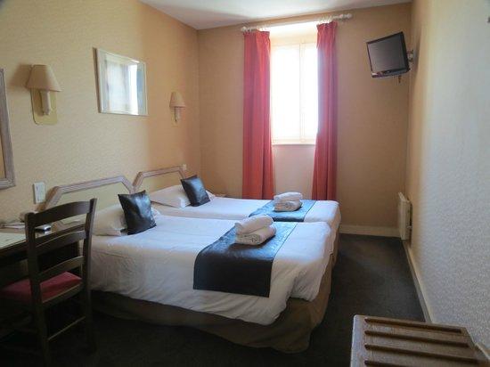 Hotel Le Mouton Blanc : Номер
