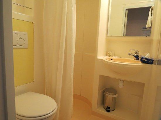 Hotel Le Mouton Blanc : Санузел
