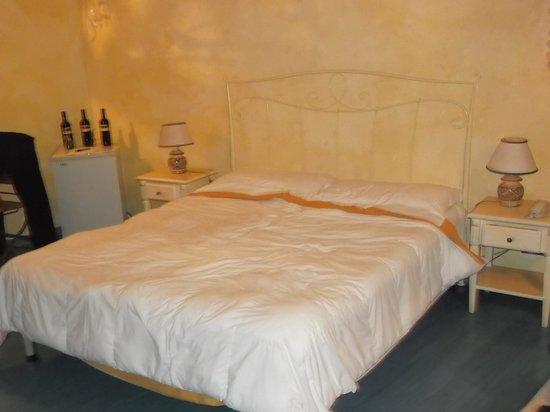Le Chiavi di San Francesco Residence: la chambre