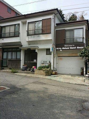 Moto-Hakone Guest House