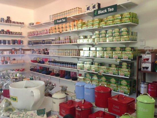 Nerada Tea Plantation : Tea Shop
