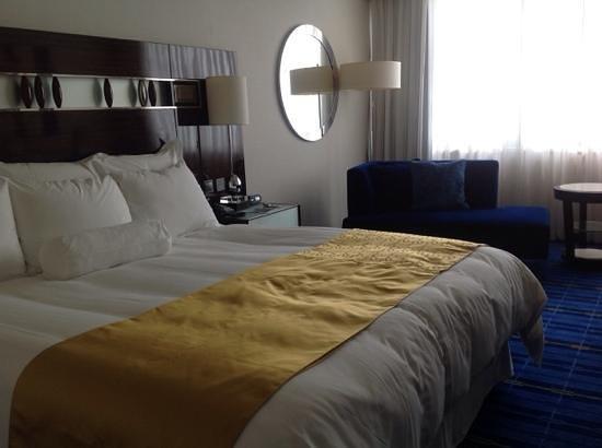Hong Kong SkyCity Marriott Hotel: номер 861