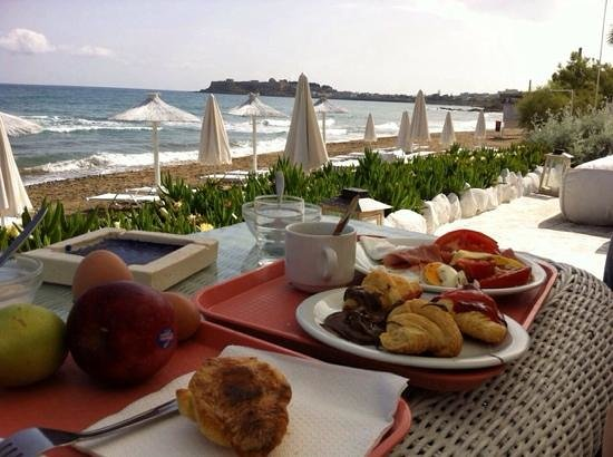 Petradi Beach Lounge Hotel : .