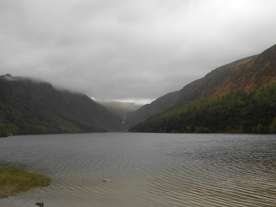 The Wicklow Way: Lago superior