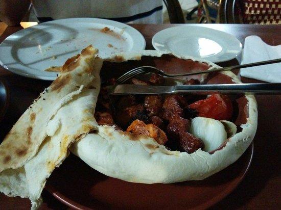 Levant Restaurant: Mixed grill