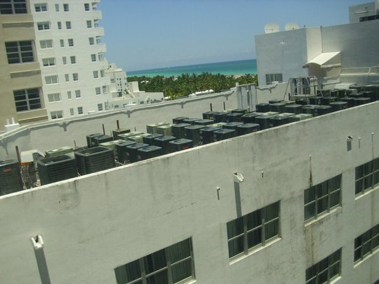 The Ritz-Carlton, South Beach: View from room 711