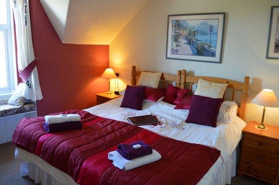 Viewbank Guest House: A good nights sleep guaranteed!