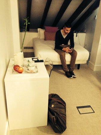 Artrip Hotel: Vue de la chambre