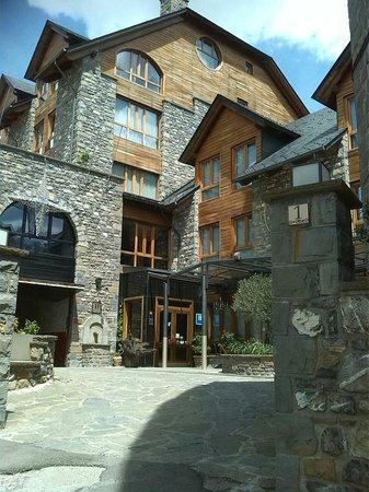El Privilegio de Tena: Una maravilla de hotel, personal muy agradable y profesional, el SPA muy relajante una experienc
