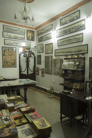 Memorias: Overview bookstore