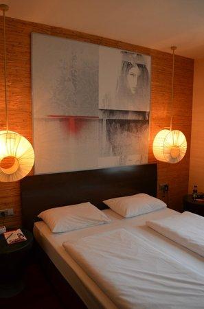 Soho Boutique Hotel: Уютный номер