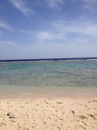 Radisson Blu Resort, El Quseir : Spiaggia