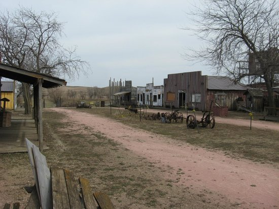 Cowboy Ghost Town