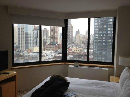 The Marmara Manhattan: room