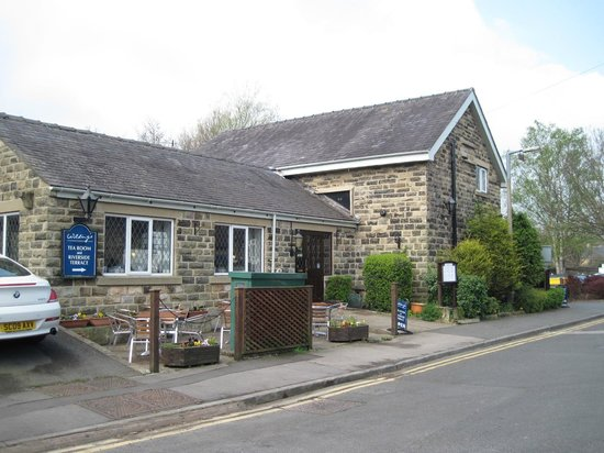 Wildings Tea Room and Riverside Terrace: Tea Room frontage