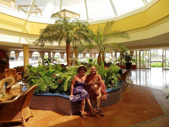 Barcelo Corralejo Bay: Lobby