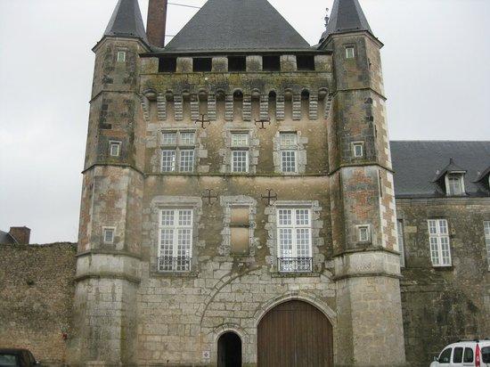 Chateau of Talcy: Тальси