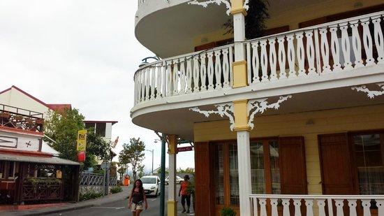 Tsilaosa Hotel and Spa: Le Tsilaosa