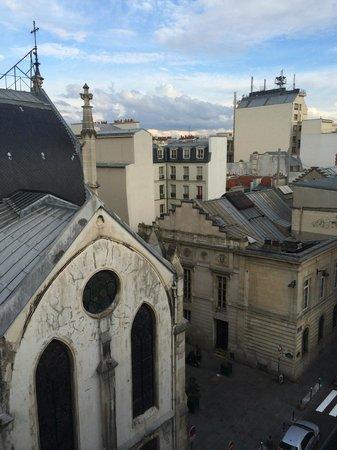 Hotel De Nell : Balcony view