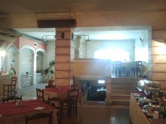 Hotel La Marchesina: Ristorante