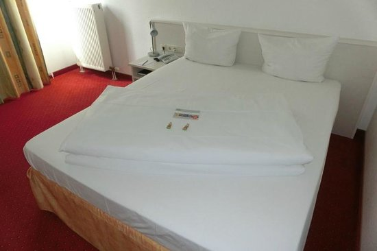 Hotel Newton : Doppelzimmer