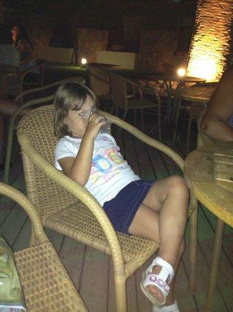 Sirens Hotels Beach and Village : В баре