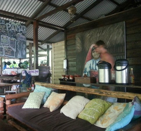 Palmar Beach Lodge: Hangout