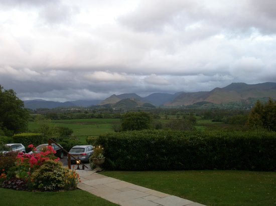 Lyzzick Hall Hotel: Picturesque views from reception rooms