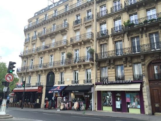Open Tour Paris : paris left bank