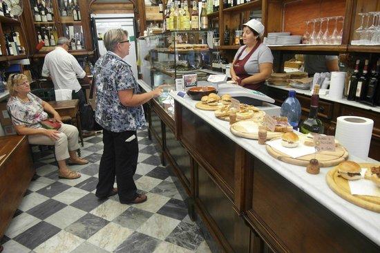 Casa del Vino: het is altijd moeilijk kiezen, alles is top!