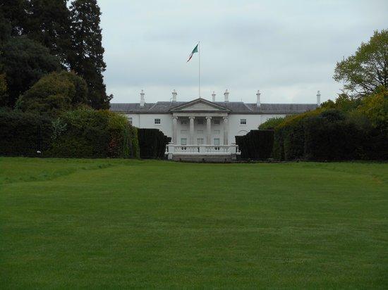 Phoenix Park: Ireland's Presidents house