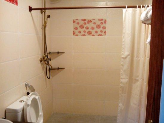 Grand Hoyah Hotel : bathroom