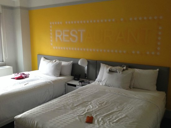 Row NYC Hotel : Confortevole