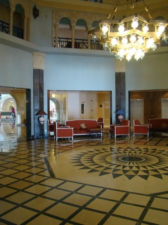 Regency Hotel and Spa : hall