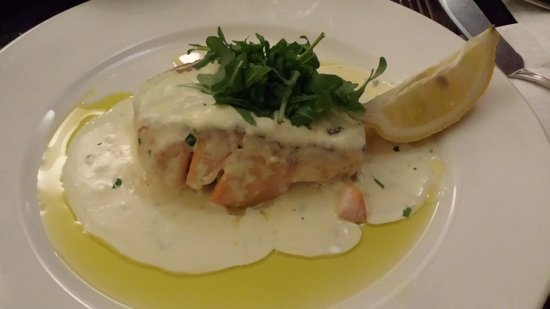 Bianco's: Filetto di salmone