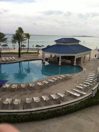 Melia Nassau Beach - All Inclusive: One of several pools