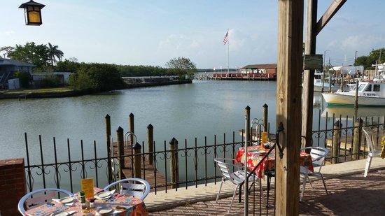 Little Bar Restaurant: View from window 2