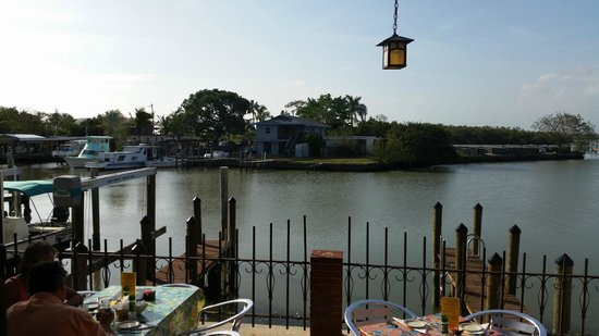 Little Bar Restaurant: View from window 1
